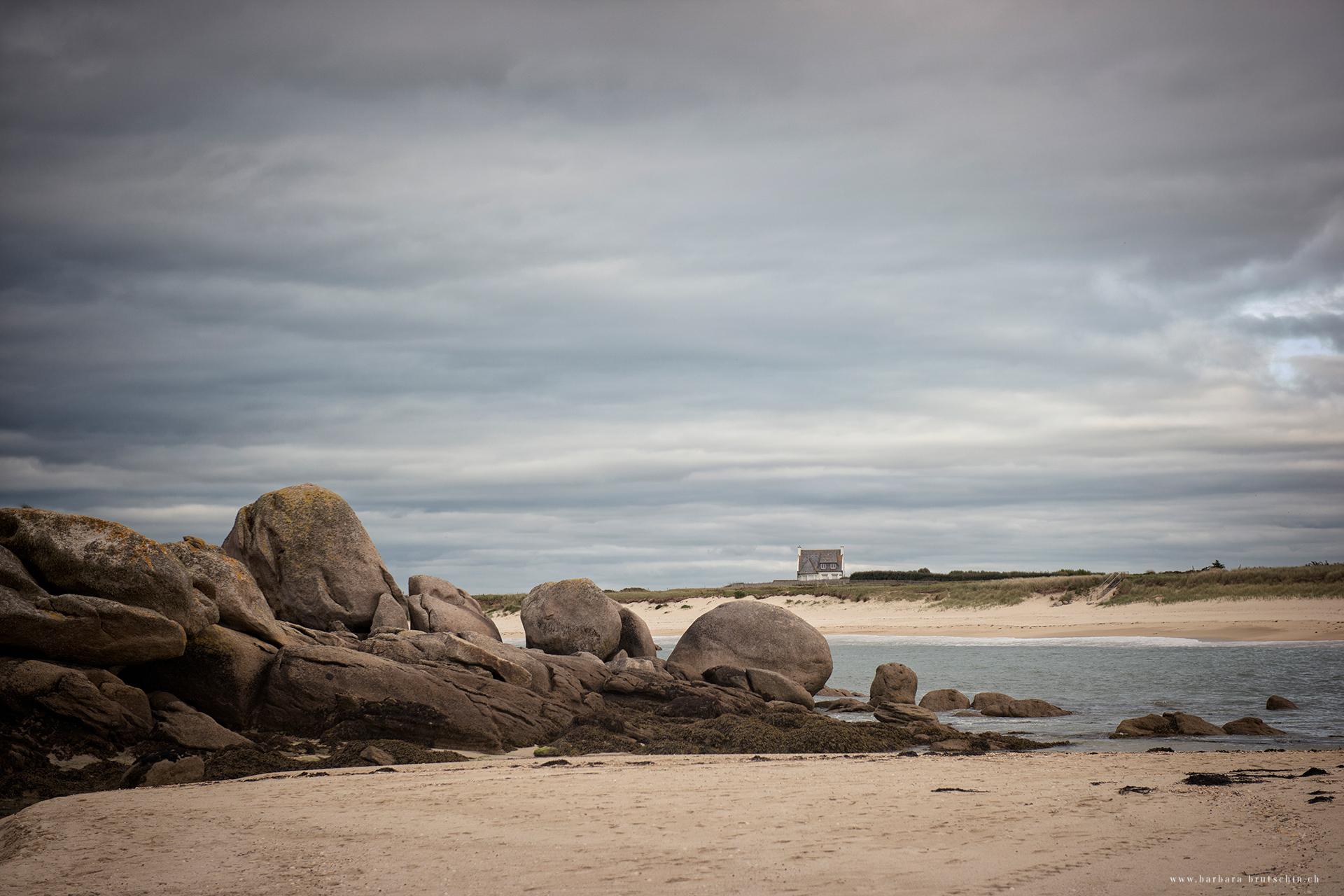 Reisen in die Bretagne und Normandie