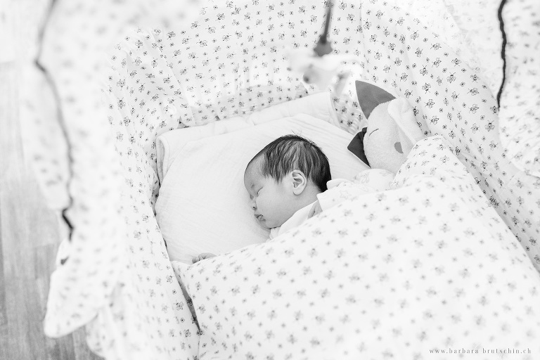 Homeshooting- Babyshooting