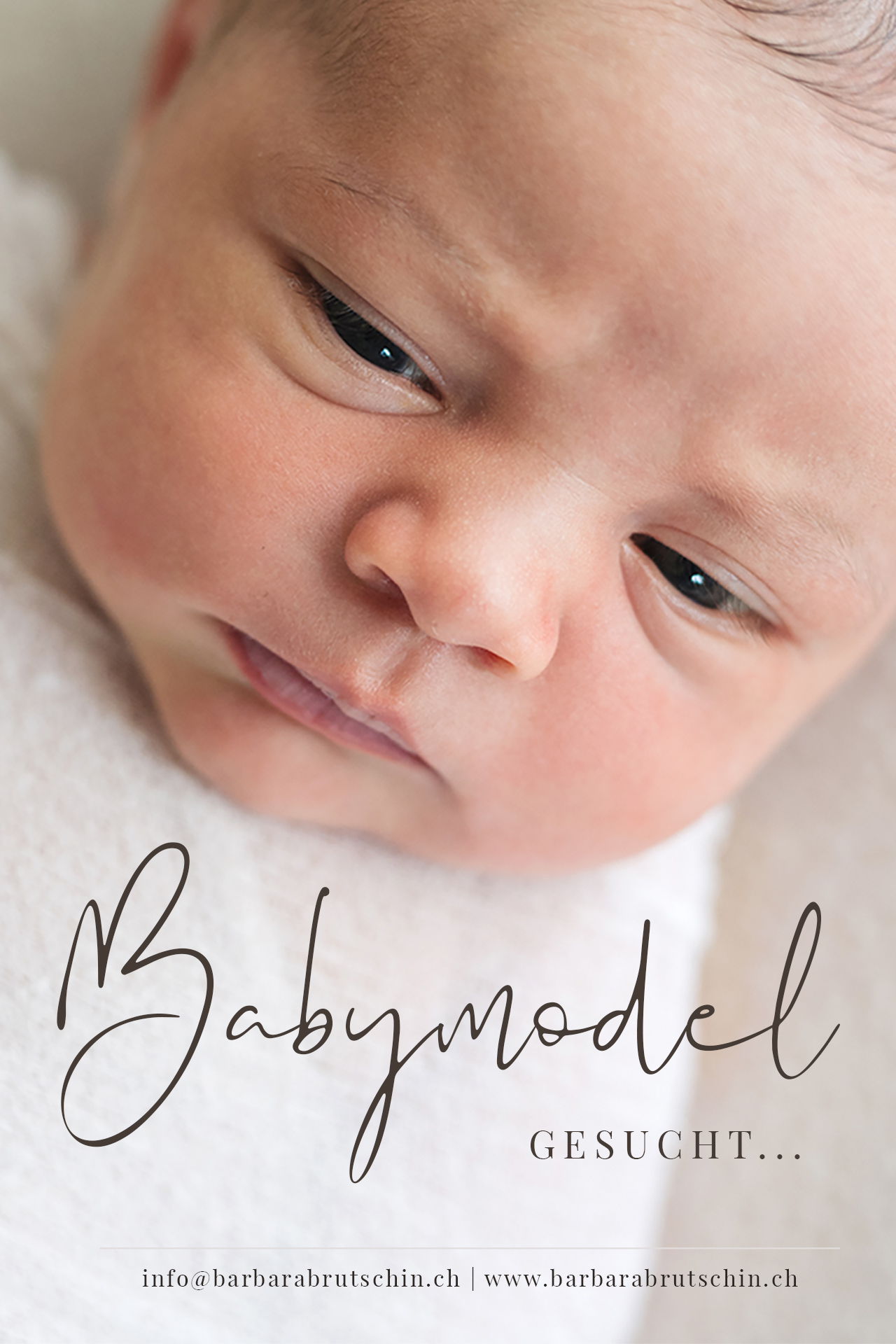 Babymodel gesucht in Sursee Luzern