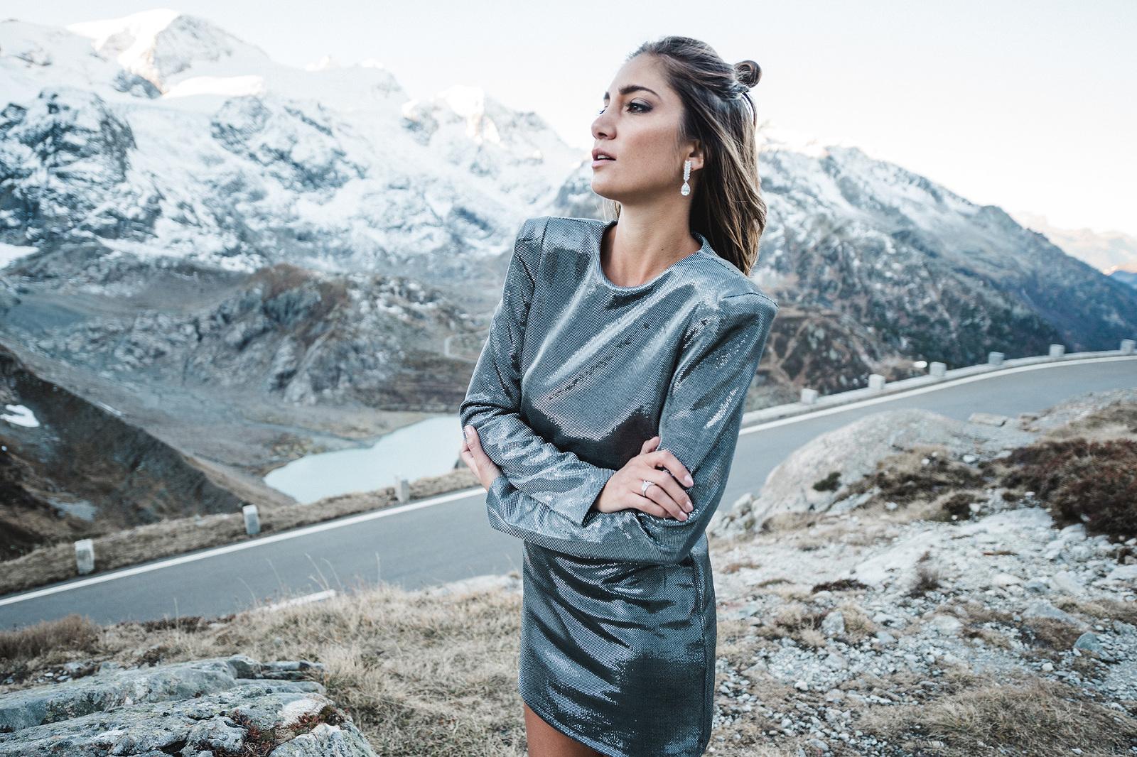 Lifestyleshooting in den Alpen