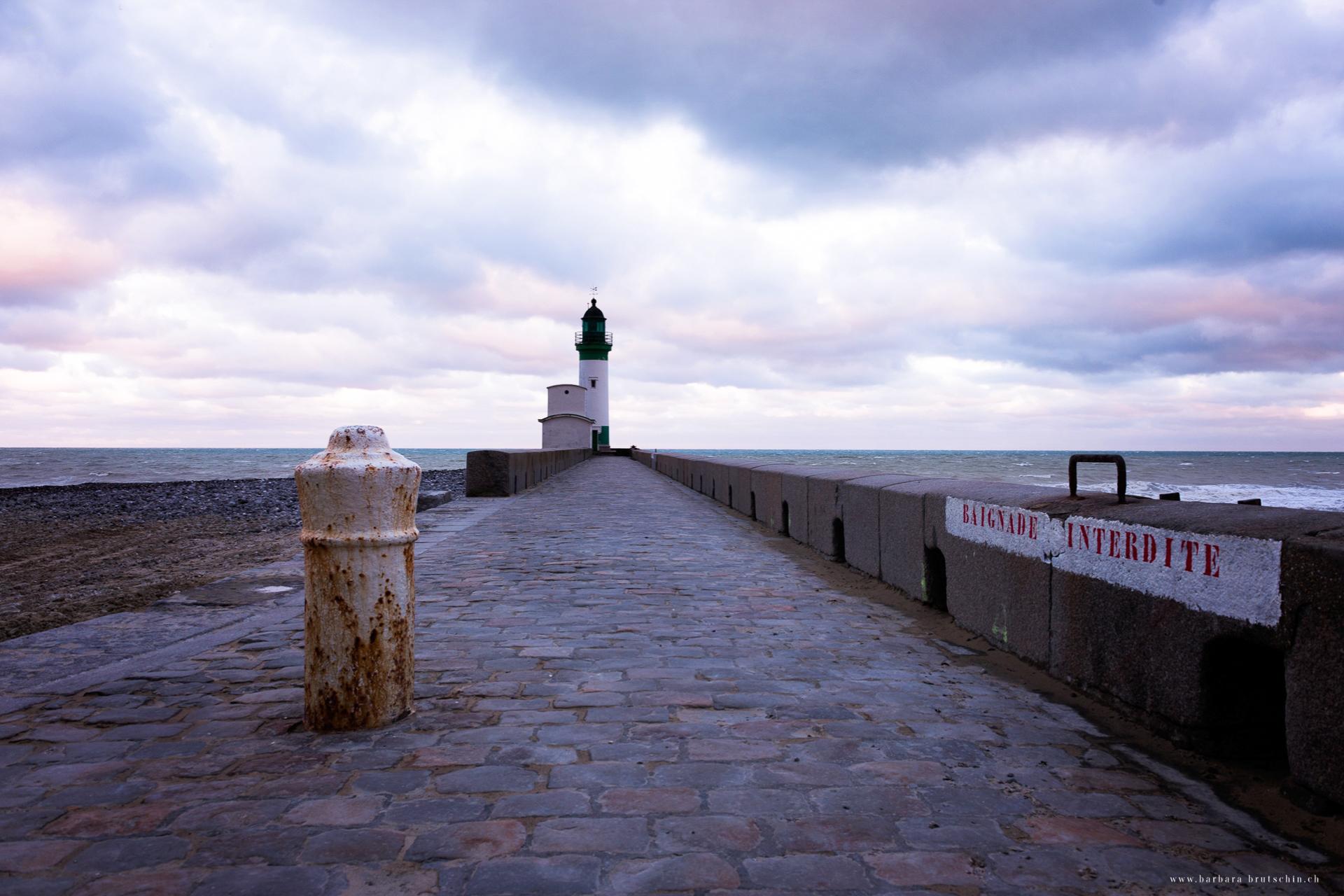 Reisen in die Normandie